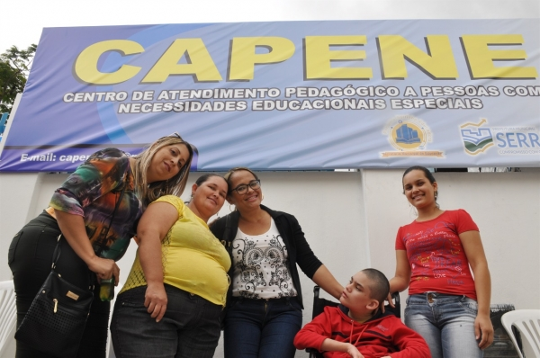 Reabertura do CAPENE