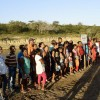 Ato de entrega de barragens - Mombaça de Leão e de Valentina