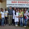 Mutirão de combate e prevenção à dengue