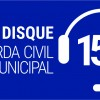 Disque 153 Guarda Civil Municipal