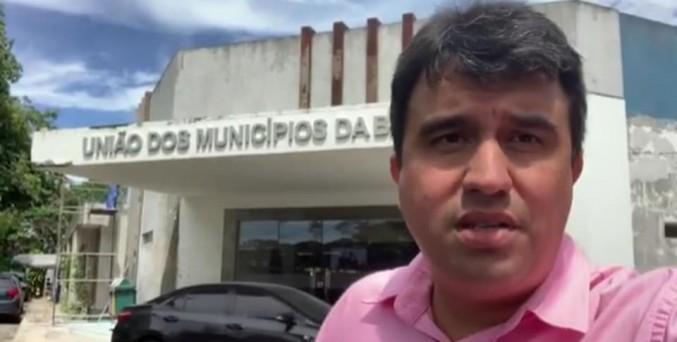 Policlínica Regional: Trabalho do prefeito Adriano Lima deu resultado e Serrinha é escolhida